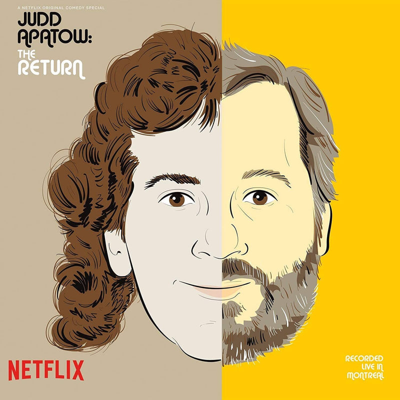 Netflix Judd Apatow: The Return [LP], Vinyl