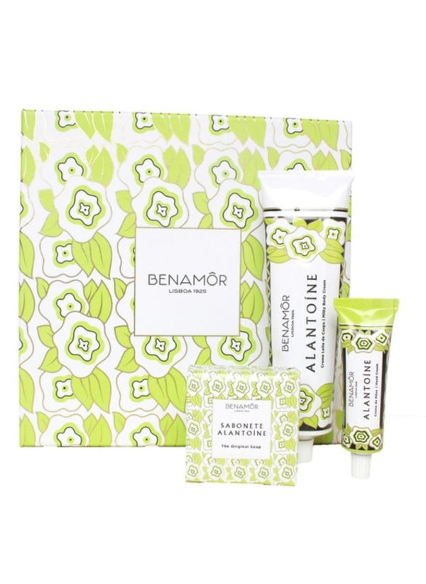 Benamor Alantoine Milky Body Cream, Pamper Your body with Benamôr's Milky Body Cream, 150 Milliliters