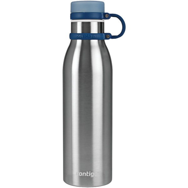 Contigo Thermalock Matterhorn Vacuum Insulated Stainless Steel Water Bottle, 20 Ounces, Monaco Accent