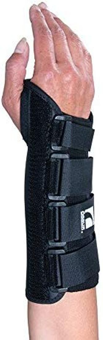 Form Fit Right Wrist Brace with Patented Formfit 3D Moulding Technology, X Large: 6 Inches
