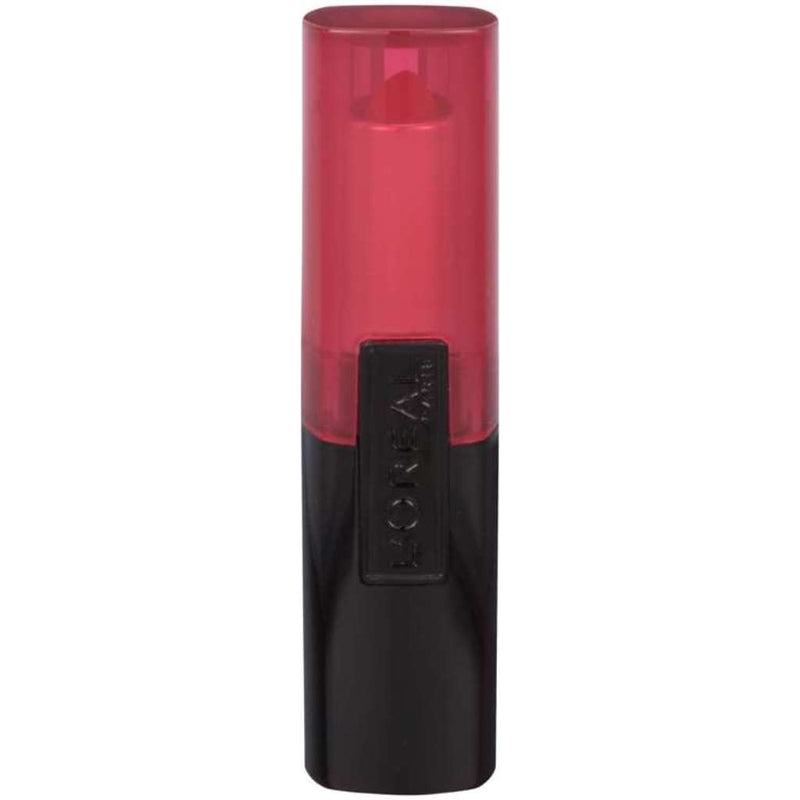 L'Oreal Paris Infallible Le Rouge Lipstick for Bold, Luscious Lip Color, Rambling Rose