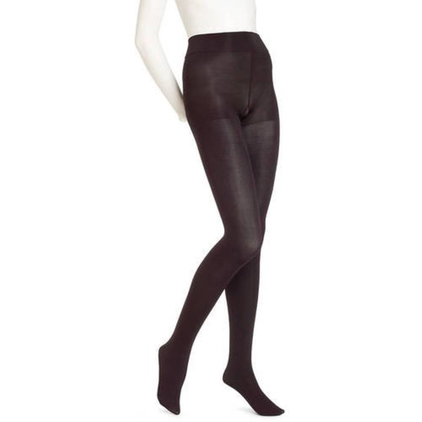 Women's Great Shapes All-Over Shaper Pantyhose, Smooths and Slims, Waist to Thigh, Black