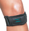 Hely & Weber 3704 Matt Strap, Shock Absorbing, Useful For Patella Tendonitis, 10.5 Inch By 12 Inch, Large, Black