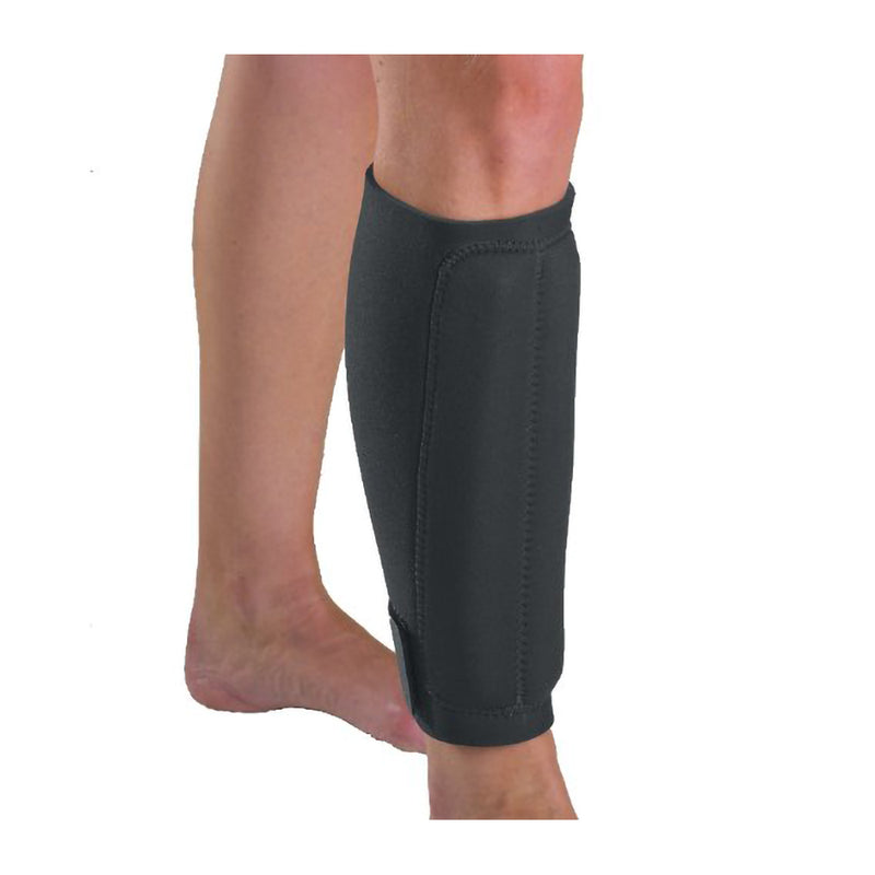DonJoy Shin Splint Sleeve, Provide Compression & Warmth, Small: 12 Inches - 14 Inches, Black
