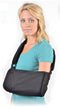 Hely & Weber 501 Easily Adjusted Shoulder Immobilizing Sling, Extra Large, Black