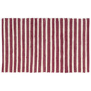 Nourison Brunswick 30 Inches x 48 Inches Stripe Accent Rug, Vibrant and Eye-Catching, Add a Cheerful Touch to the Rest of Your Bath Decor, Multicolor