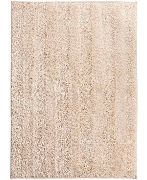 Mohawk Home Bath Rug, Add a Pop of Color to Your Bathroom, 17' Inches x 24 Inches, Oxford Tan