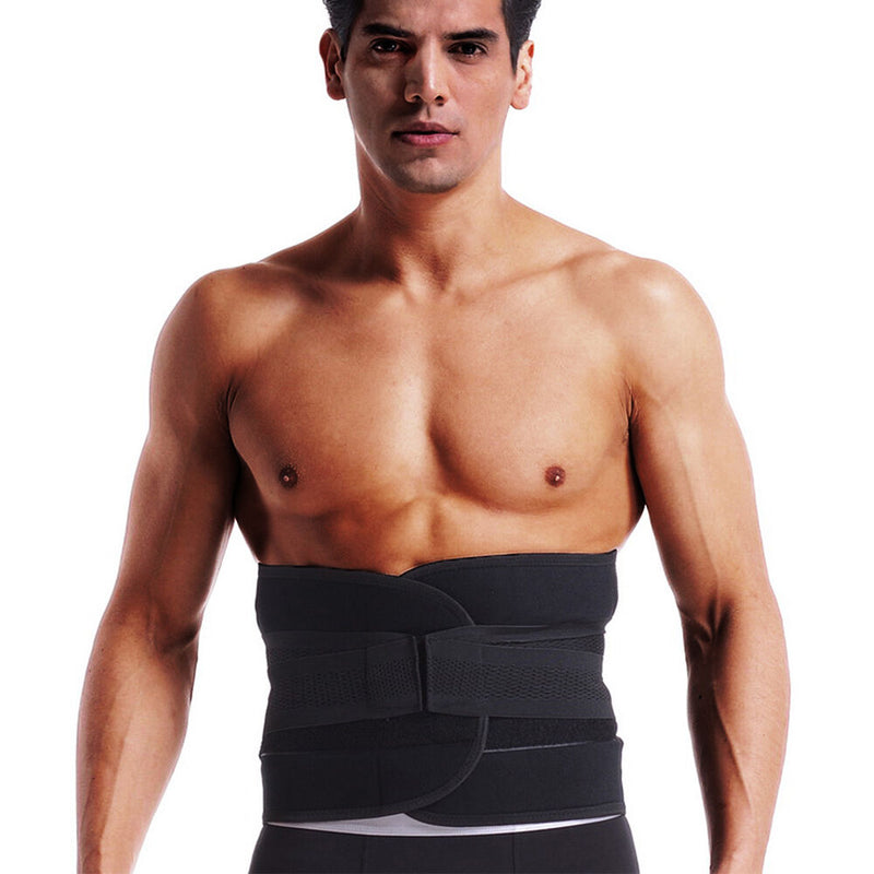 Bioflex Bio-50001 Bioflex Magnetic Lower Back Lumbar Support, Made Of Neoprene and CoolMax Lining to Allow for a Cooler Fit, Small Or Medium