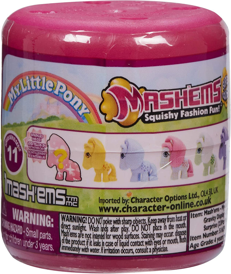 My Little Super Squishy Fashion Fun Pony Characters Mash'Ems Series 11 Mystery Pack