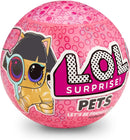 L.O.L. Surprise! Combinations Series 4 Eye Spy Pet Ball with the Water Bottle and Carrying Case