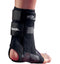 DJO Rocketsoc Lace-up Right Ankle Brace, Small: Men's 6 Inches - 7.5 Inches, Women's 8 Inches - 9.5 Inches, Black