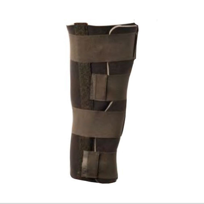 Breg SA607012 Pediatric 12 Inches Single Panel Knee Immobilizer for Quick Application and Immobilization