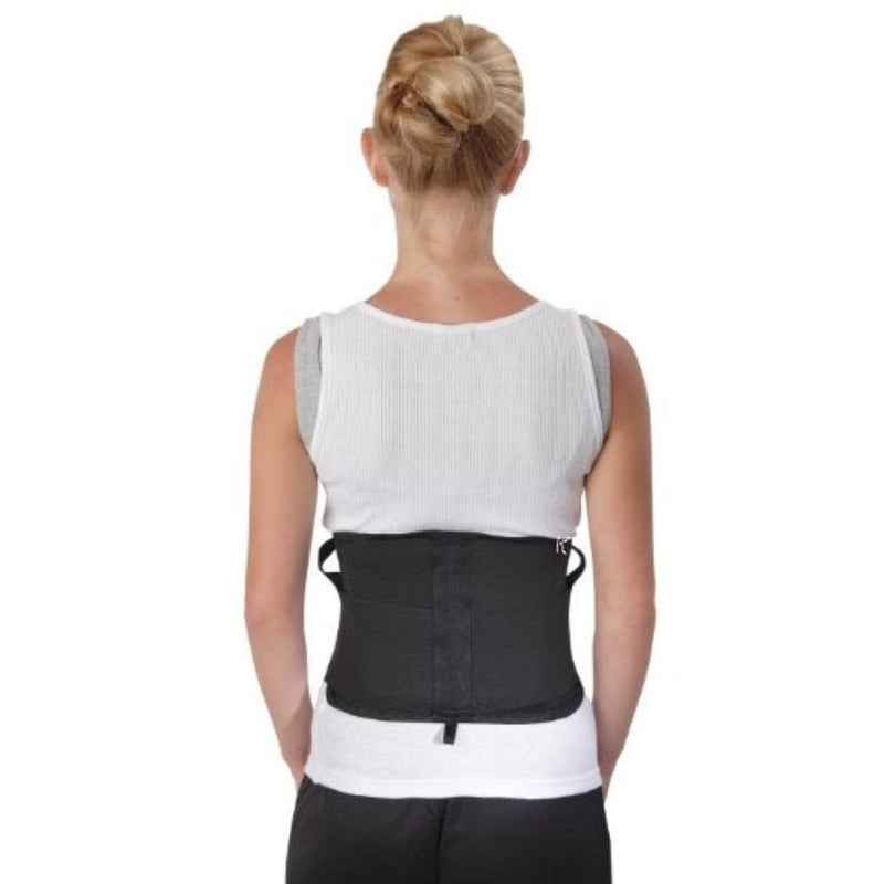 Ossur Air Form Inflatable Back Support With Adjustable Air Bladder, Small: 25 Inches-30 Inches
