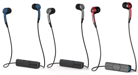 iFrogz Plugz Wireless Bluetooth Earbuds, In-Ear Earbud Headphones with 9mm Drivers and Sweat-Resistant Design