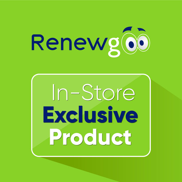 Apparel Renewgoo In-store Experience Exclusive Product