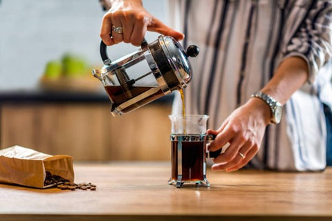 French Press Coffee by Sonny's Donuts