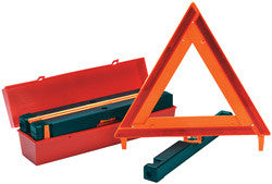 Highway Safety Warning Triangles - Item #163