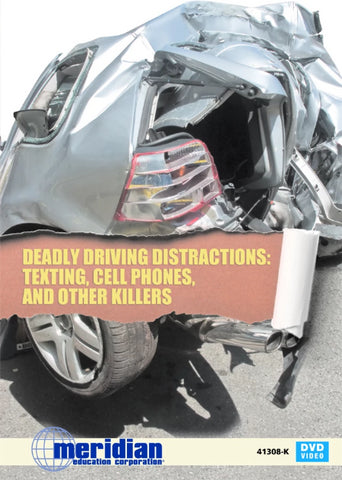 Deadly Driving Distractions - Item #315