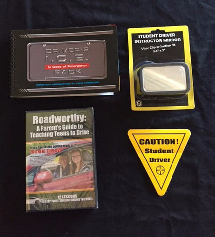 Student Driver Training Pack - Item #156