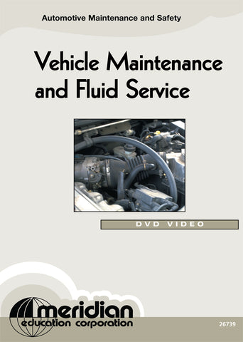Vehicle Maintenance & Fluid Service - Item #355