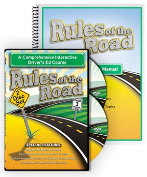 Rules of the Road Instructor Edition Item# 85