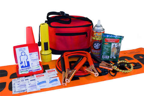 Best Value Emergency Car Kit - Item #91