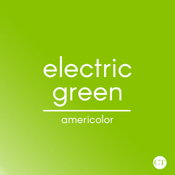 Electric Green Soft Gel Paste