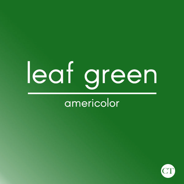 Leaf Green Soft Gel Paste