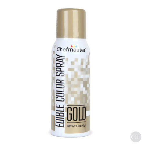 Edible Color Spray - Gold