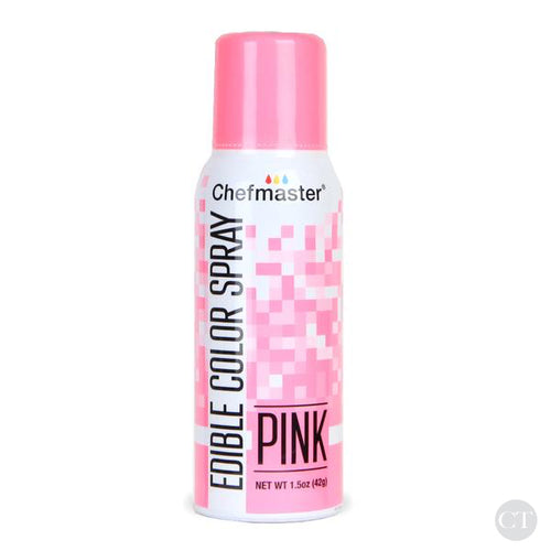 Edible Color Spray - Pink