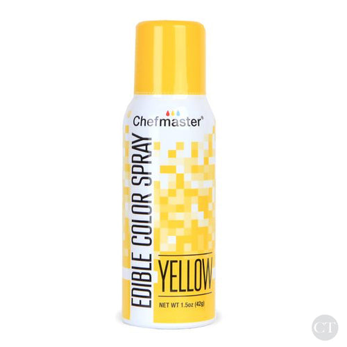 Edible Color Spray - Yellow