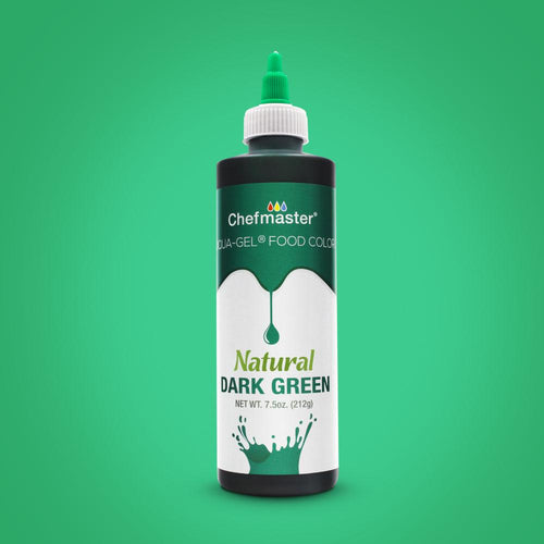 Dark Green Natural Food Coloring 7.5oz