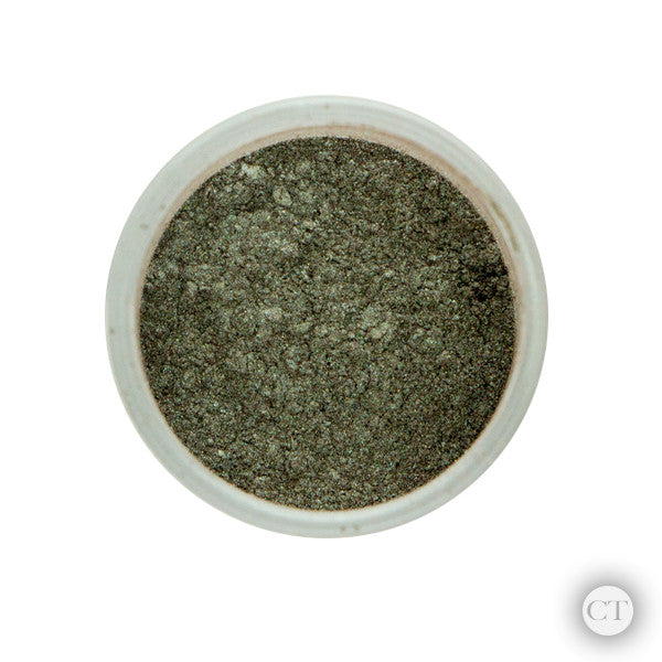 Khaki Green Luster Dust