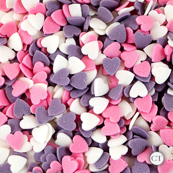 Heart Sprinkles - 100 gr