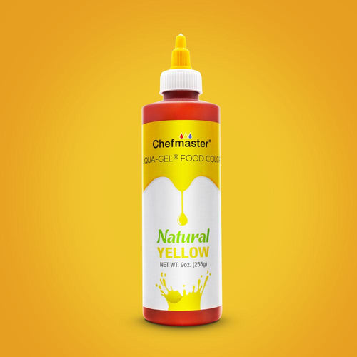 Yellow Natural Food Coloring 9oz