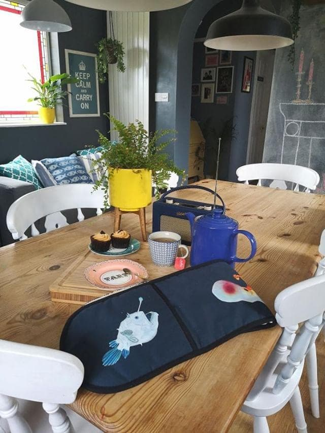Deep Sea Kitchen Set