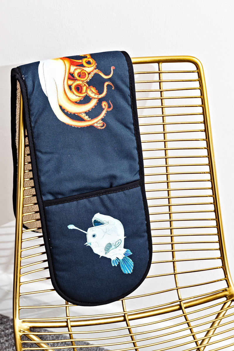 Octopus Oven Gloves