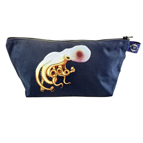 Octopus Cosmetic Bag