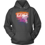 GMIH Abstract Hoodie