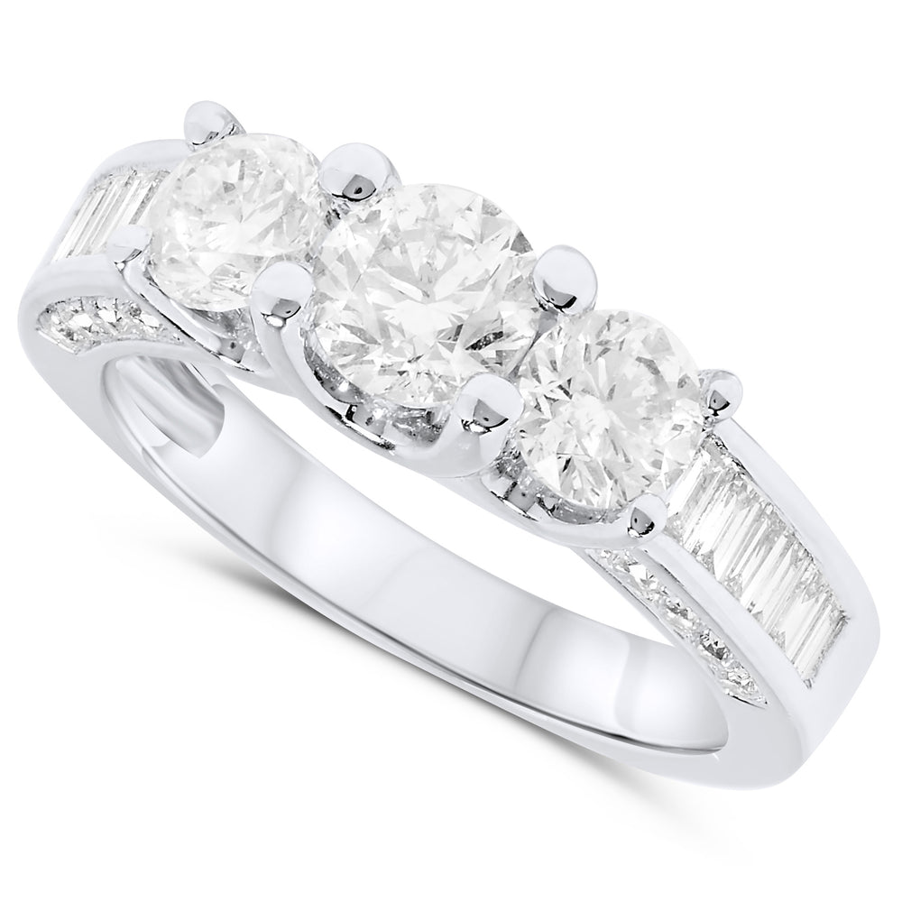 PLAT Diamond Rings