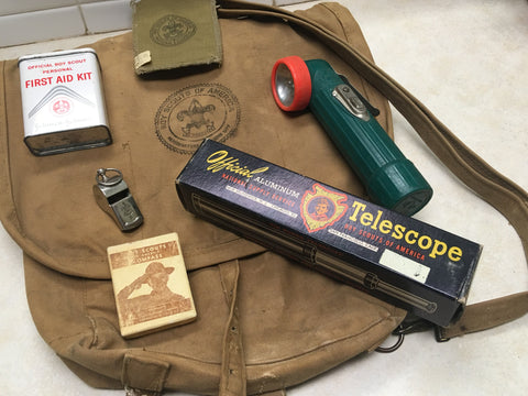 Boy Scout Equipment