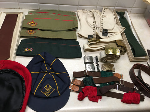 Boy Scout Uniforms & Accessories
