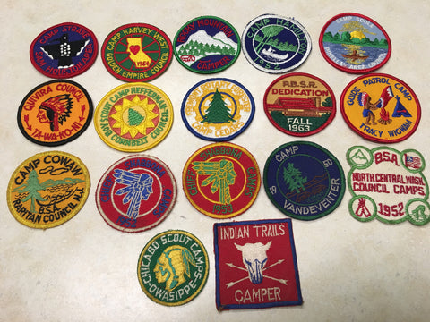 Boy Scout Camps
