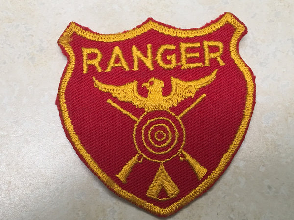 Vintage Junior NRA Ranger Patch