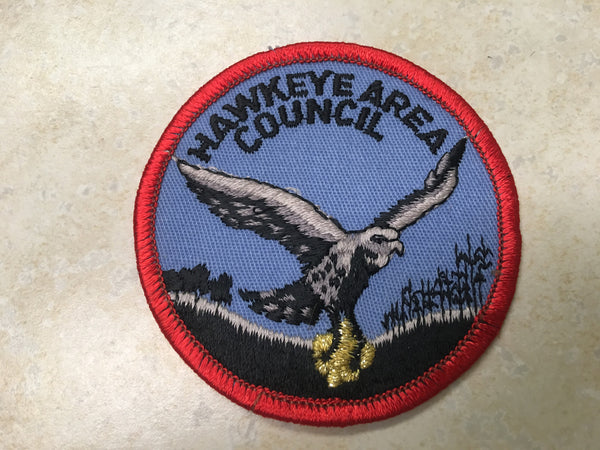 Hawkeye Area Council Patch