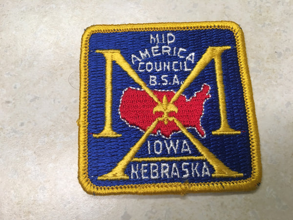 Mid America Council Patch