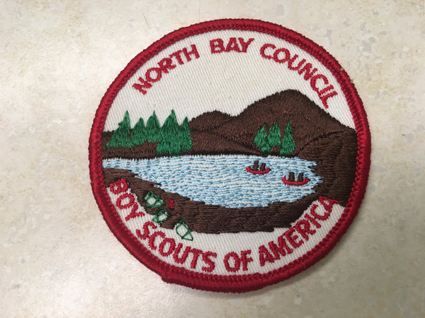 North Bay Council Patch