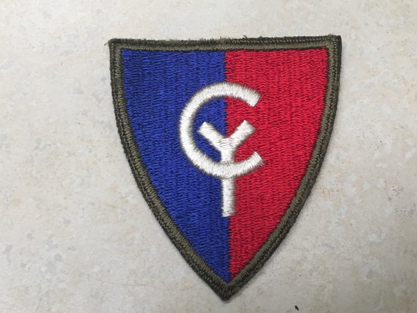 38th Division Shoulder Patch