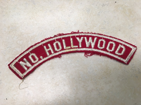 North Hollywood Red & White RWS Community Strip