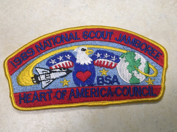 1989 National Jamboree Heart of America JSP